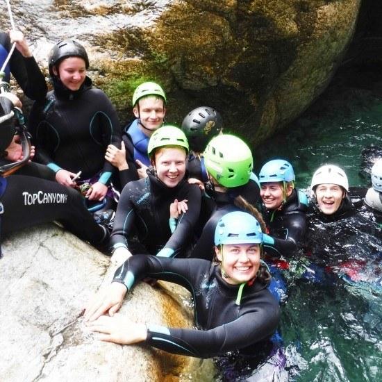 Adventure i Livigno