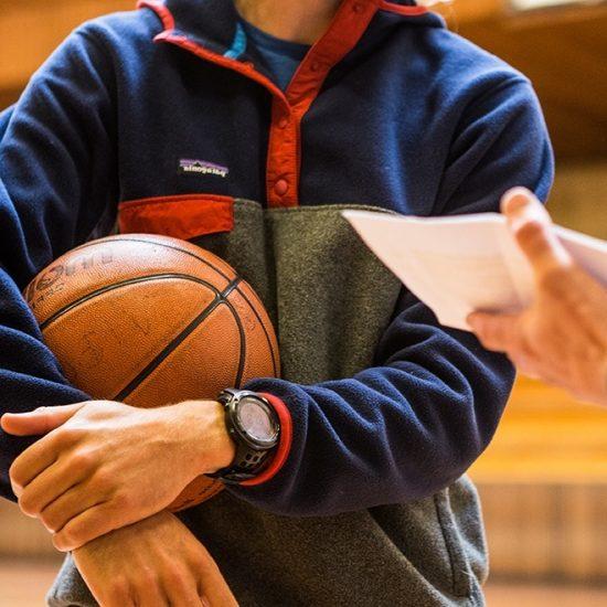 Boldspil basket