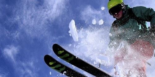 Banner Skihopper
