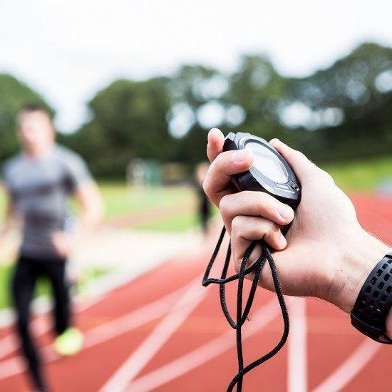 Tidtagning ved løb