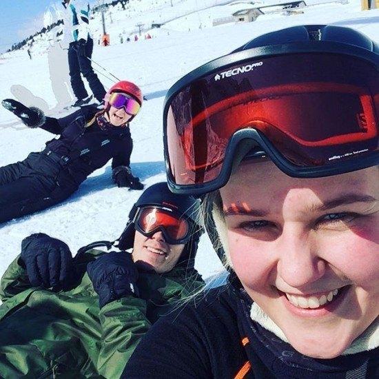 Skitur Foråret 2016