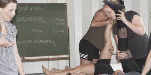 Katrine - personlig træner