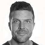Daniel Hyldgaard - underviser på Idrætshøjskolen Viborg