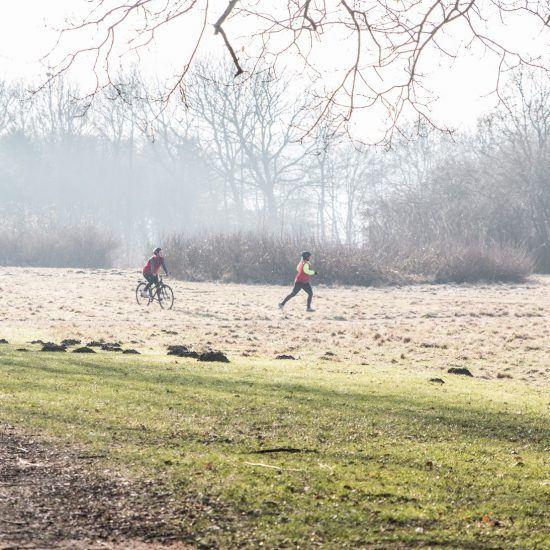 1000 km Challenge - Bike'n run