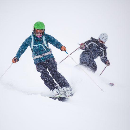 Skitur med Idrætshøjskolen Viborg - Forår 2018