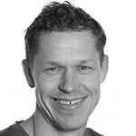Ryan Kjærsgaard - pedel på Idrætshøjskolen viborg